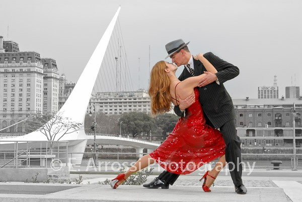 Tango by Eddie Arrossi